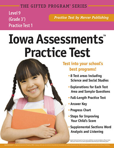 Iowa Assessments Grade 3 Practice Test