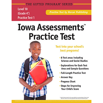 Iowa Assessments Grade 4 Level 10 Practice Test
