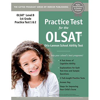 OLSAT Grade 1 Level B Practice Test
